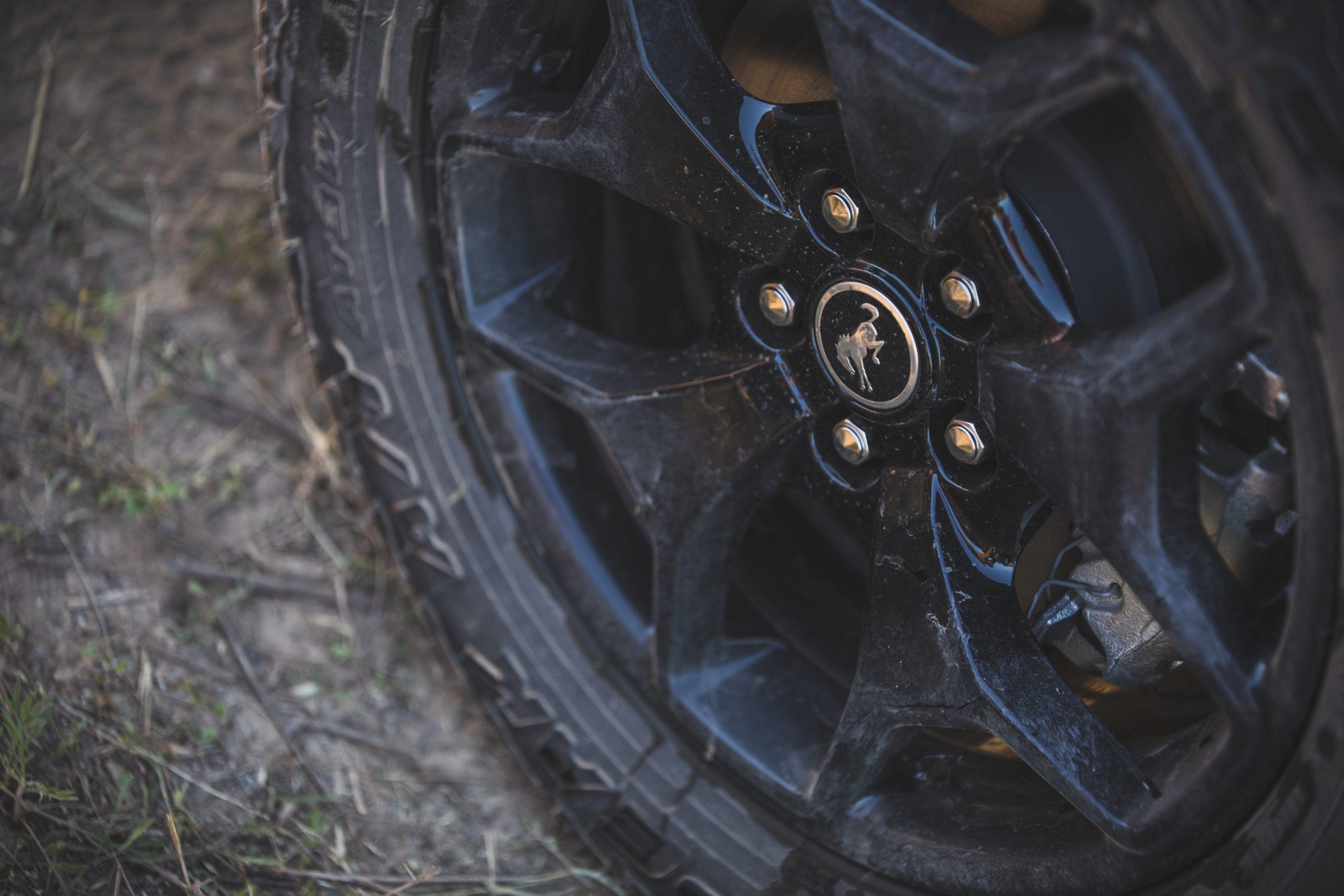 2021 Ford Bronco Sport Wheel