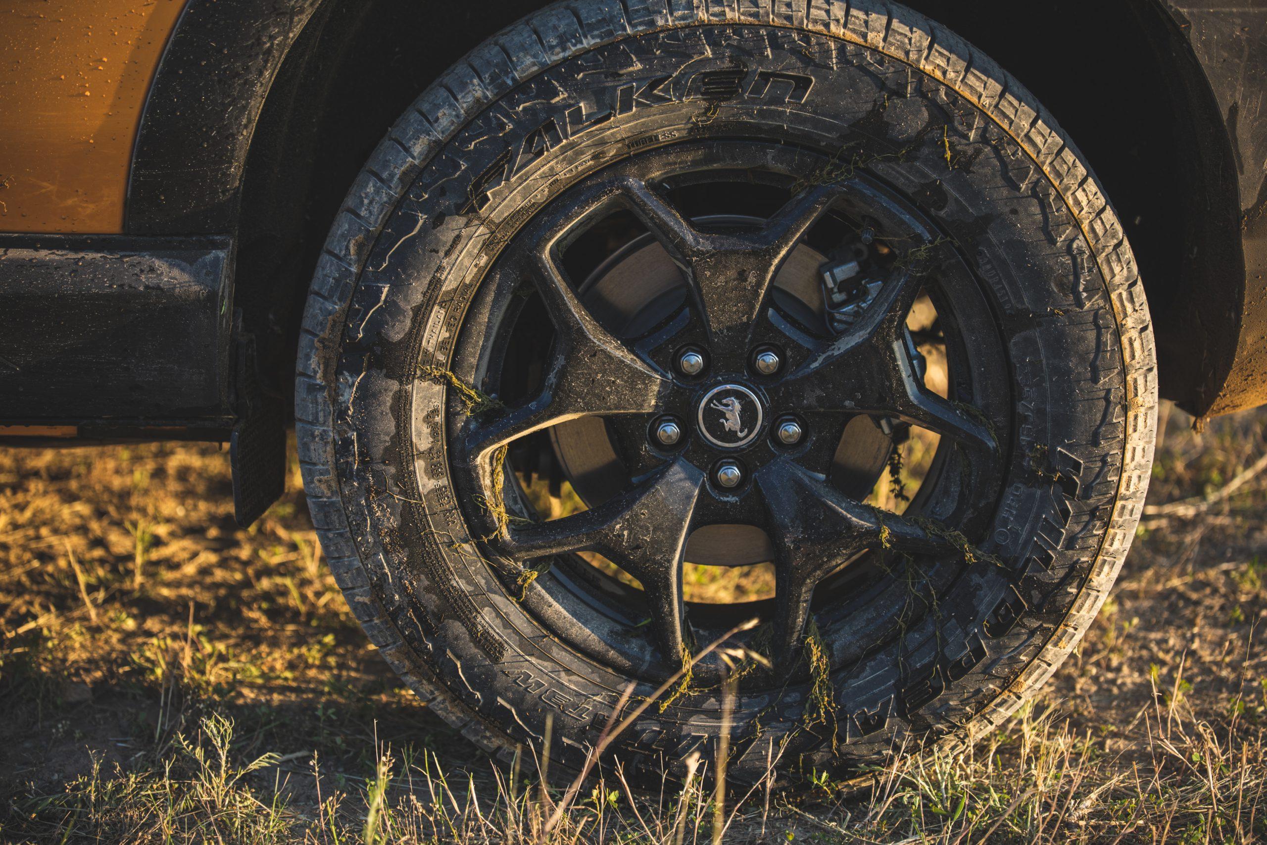 2021 Ford Bronco Sport OEM Wheel