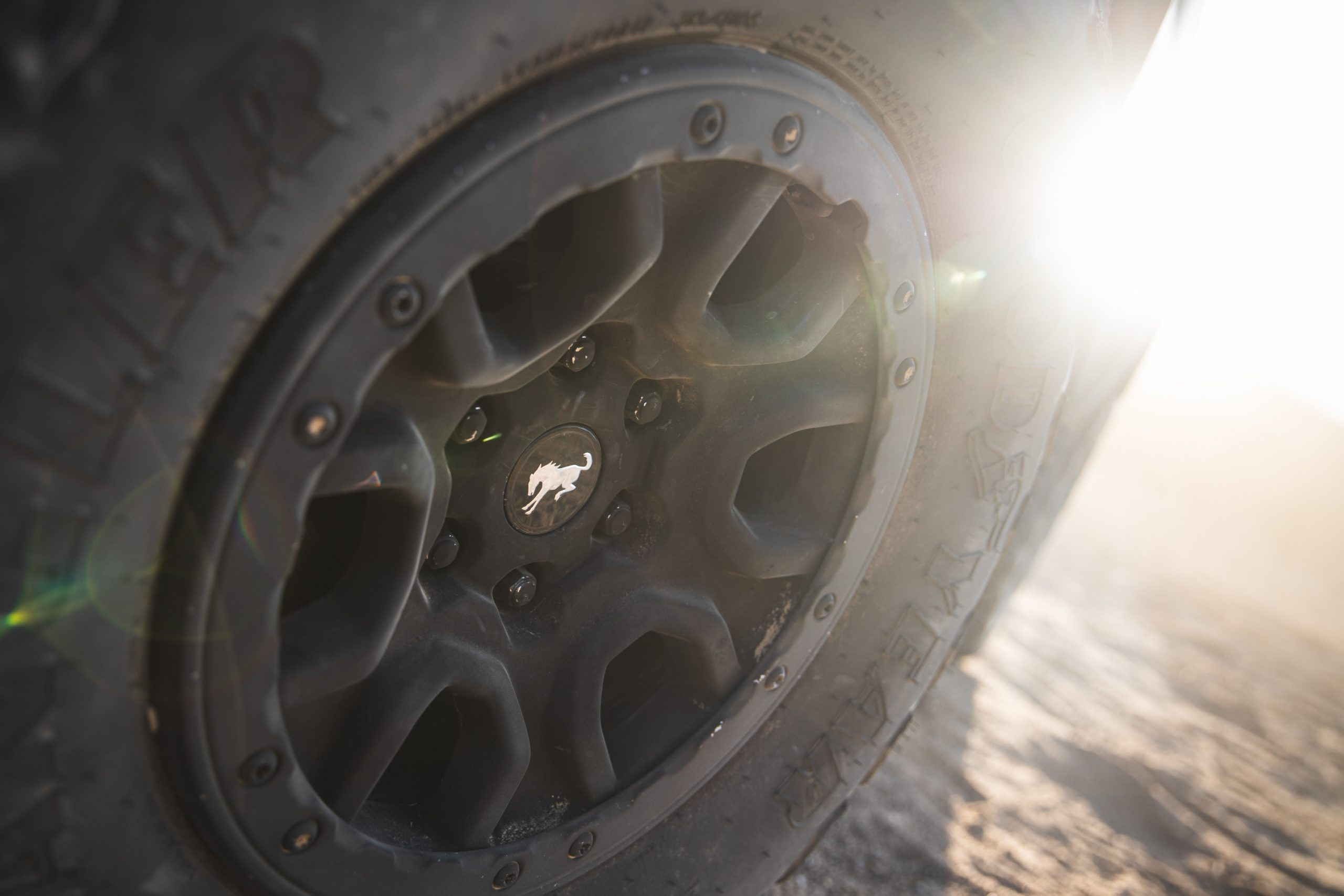 2021 Ford Bronco Wheel