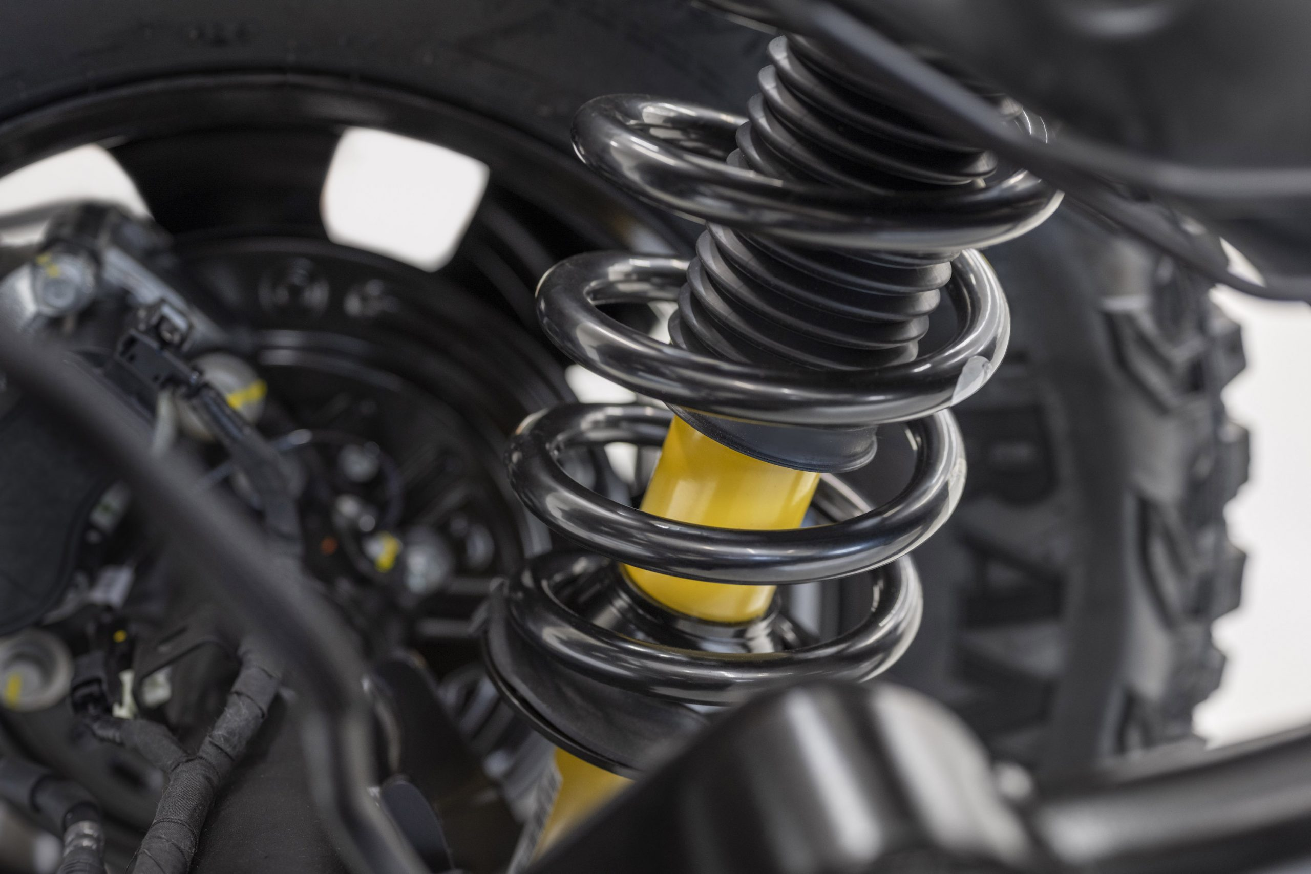 2021 Ford Bronco Shock and Spring