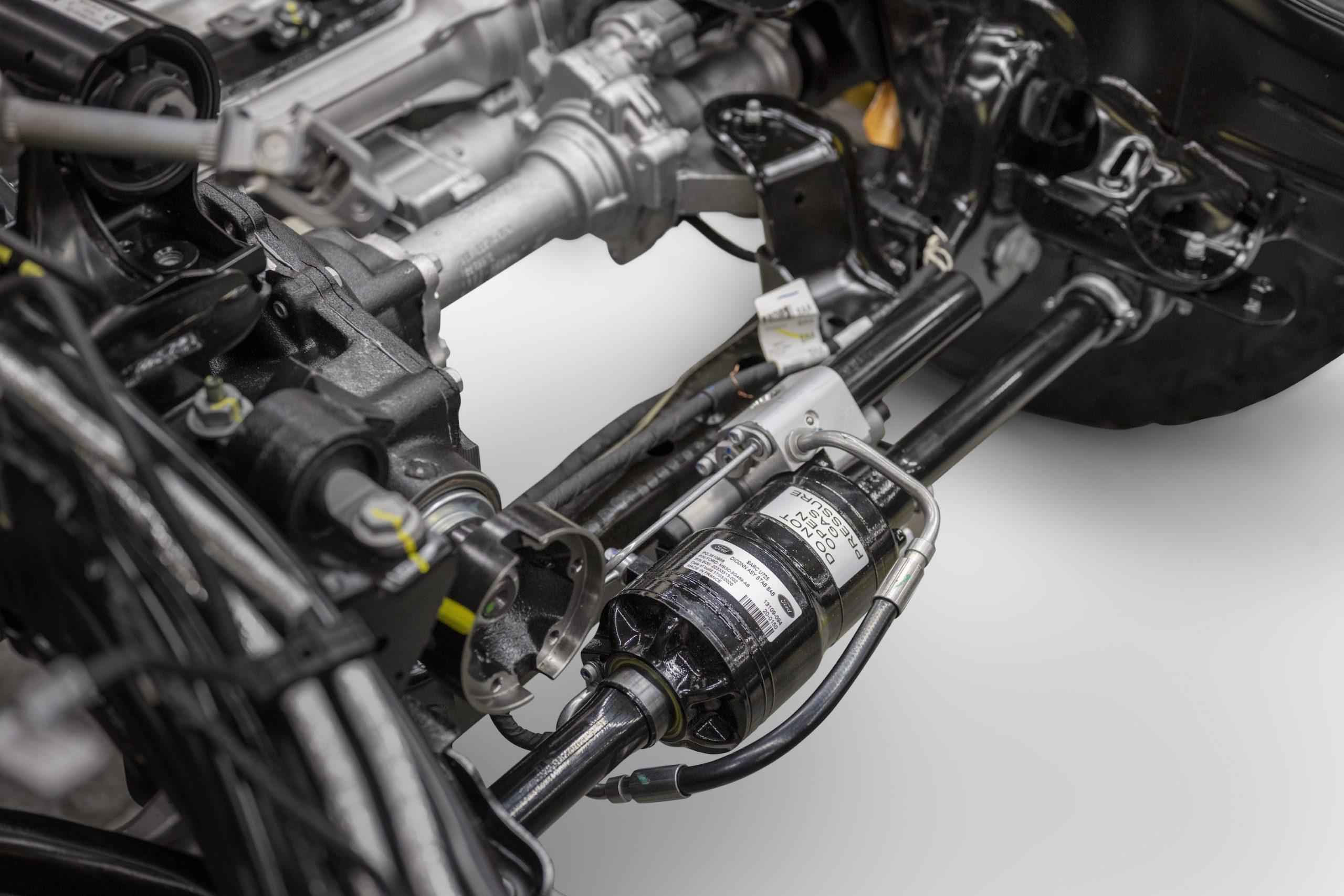 2021 Ford Bronco Suspension