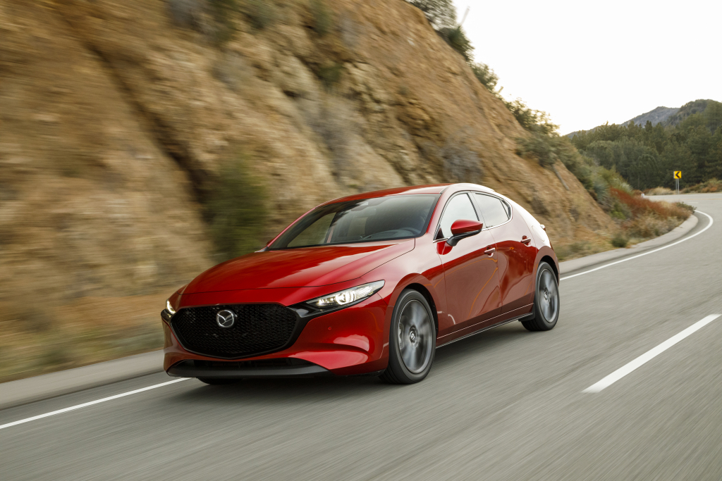 It's officially official: 2021 Mazda 3 adds two new ...