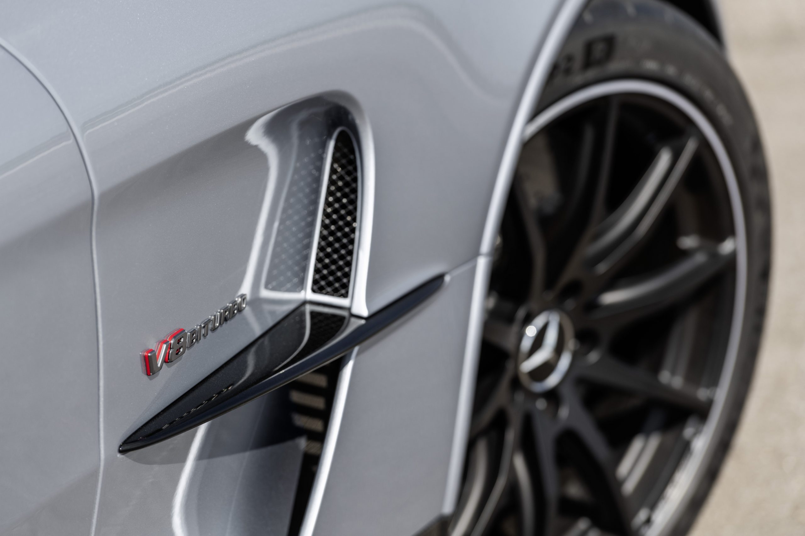 Mercedes-AMG GT Black Series Vent Detail