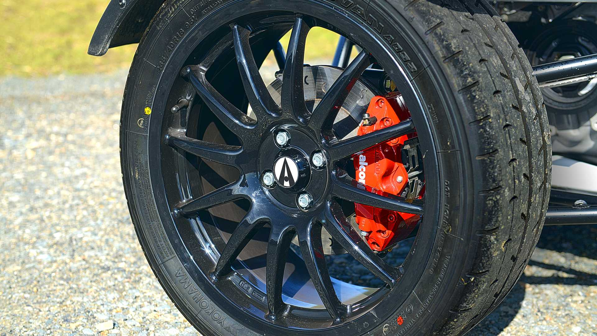 2021 Ariel Nomad R Wheel Tire Brake