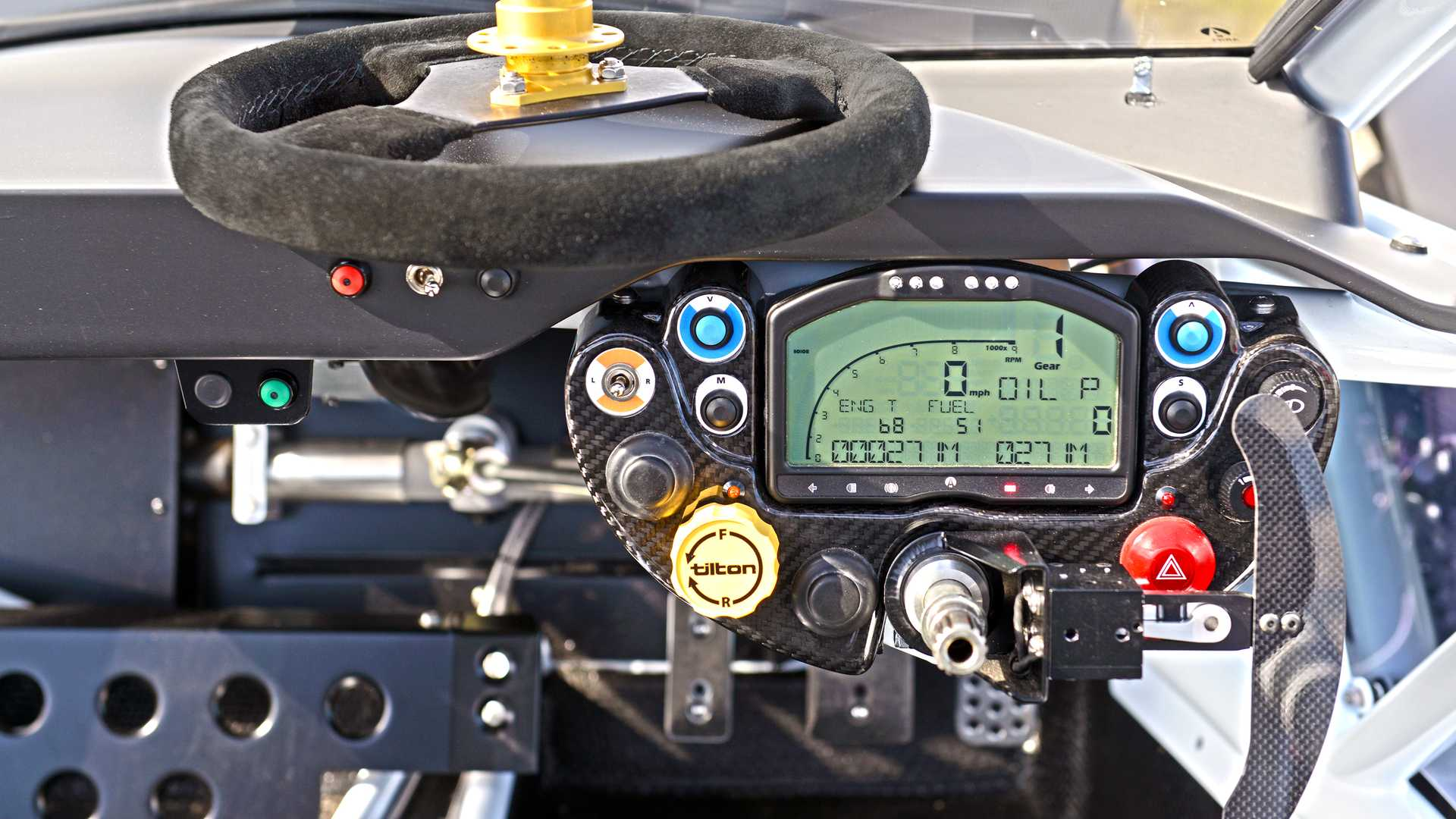 2021 Ariel Nomad R Wheel Gauge
