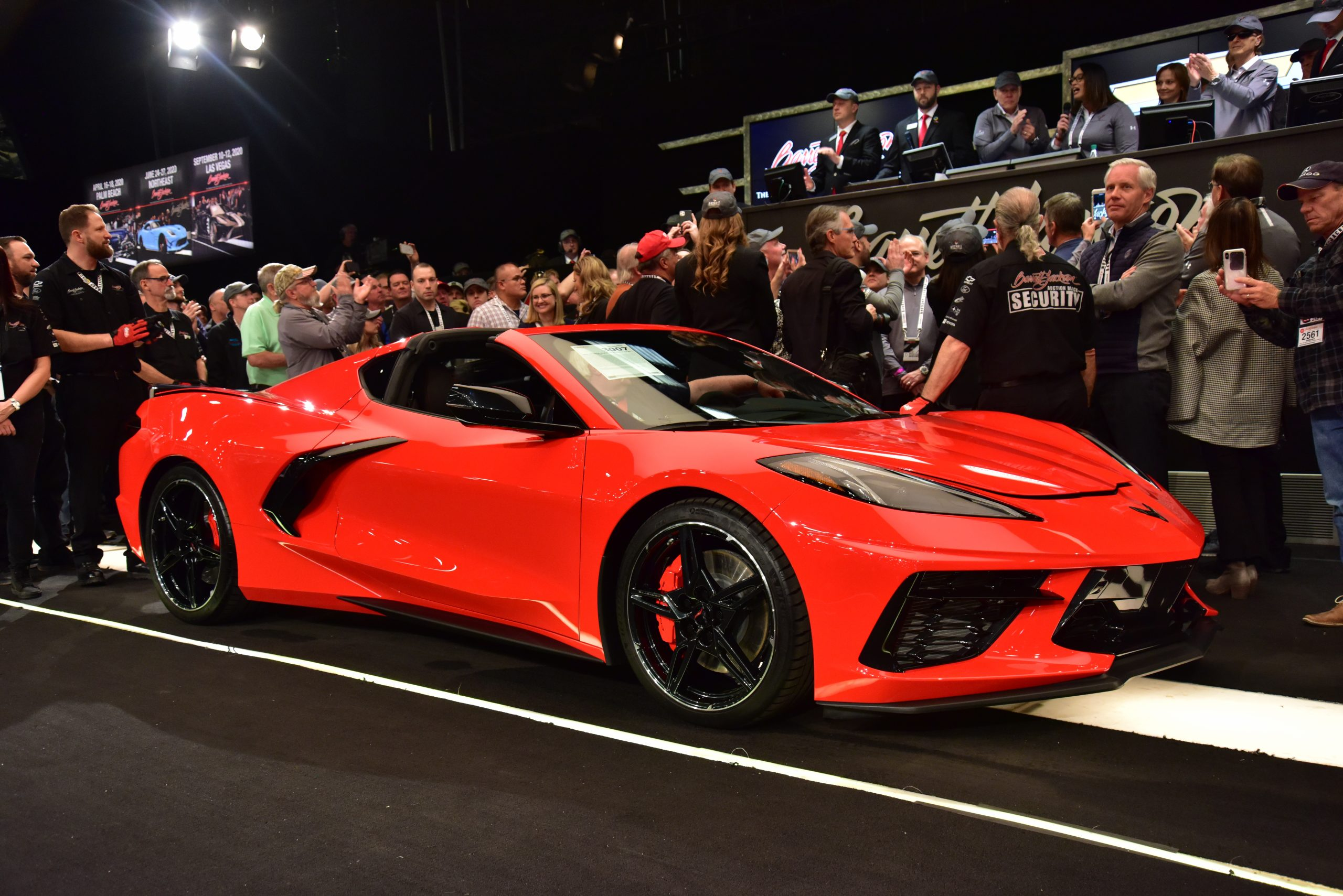 2 for 1: Barrett-Jackson will host its Vegas and Palm Beach auctions in Scottsdale