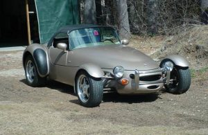 1993 Panoz Roadster Mocha Mist