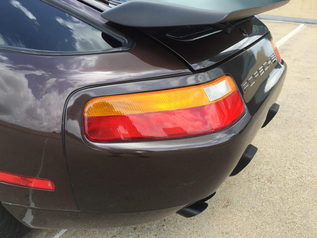 Porsche 928 S4 hatchback