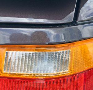 Porsche 928 S4 taillight