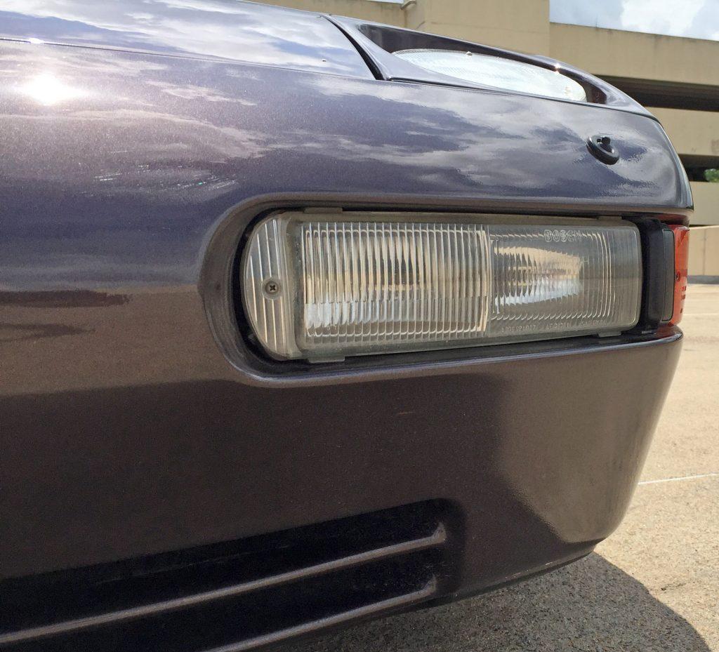 Porsche 928 S4 front