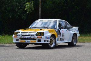 1983 Opel Manta 400