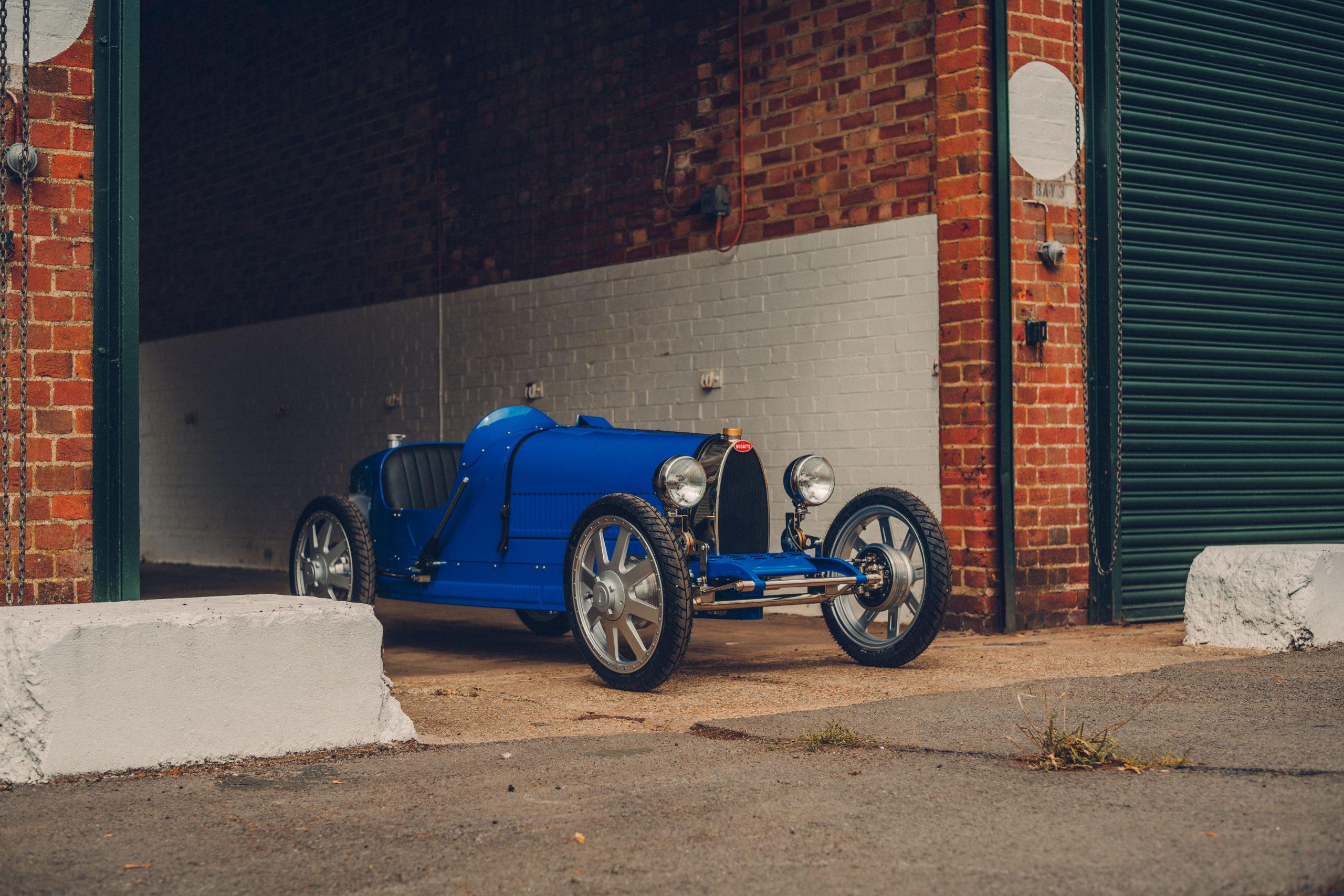 Baby Bugatti 1