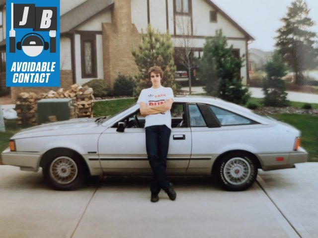 Jack Baruth Teenage With 1983 Datsun 200SX