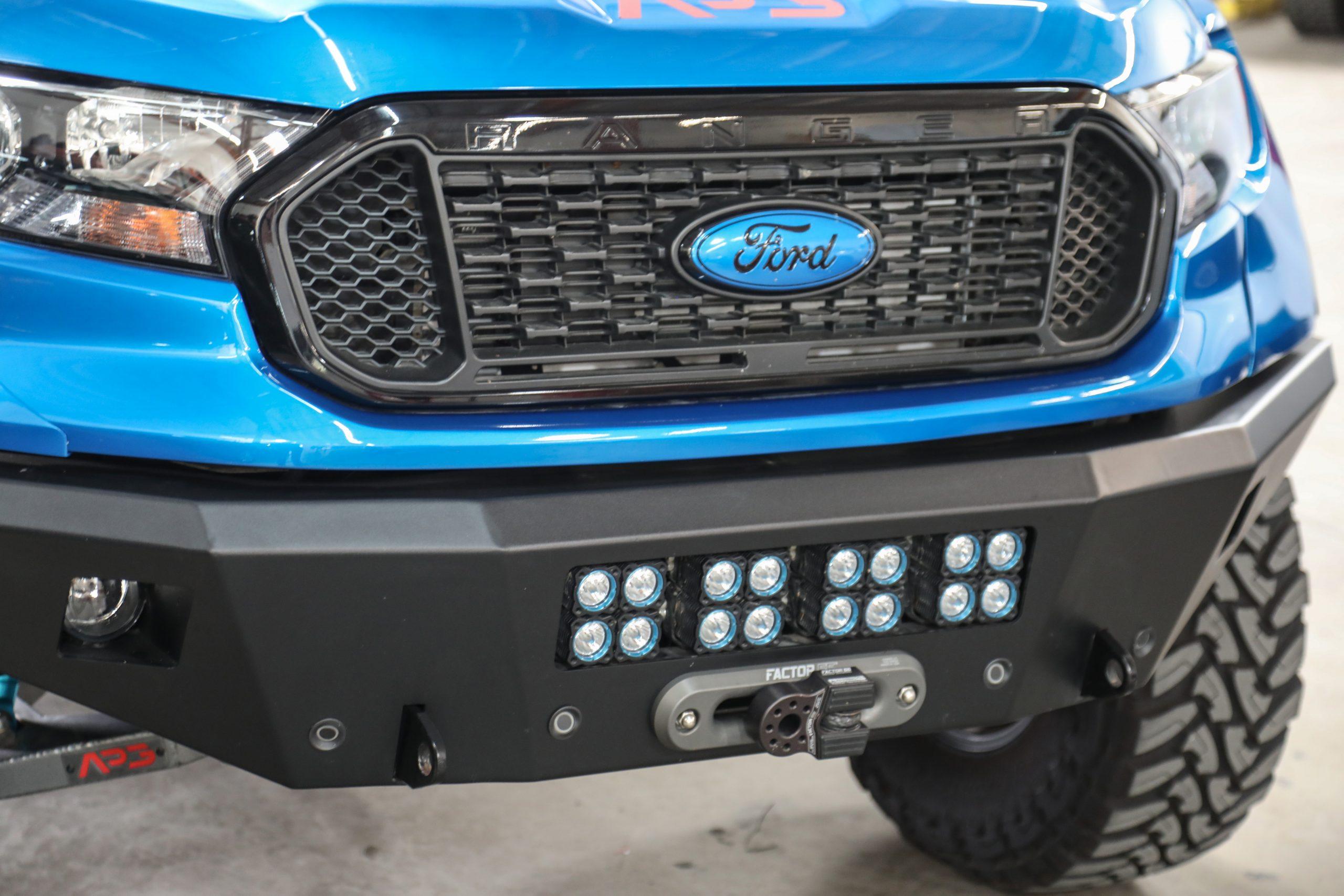 APG Ford Ranger Prorunner custom front