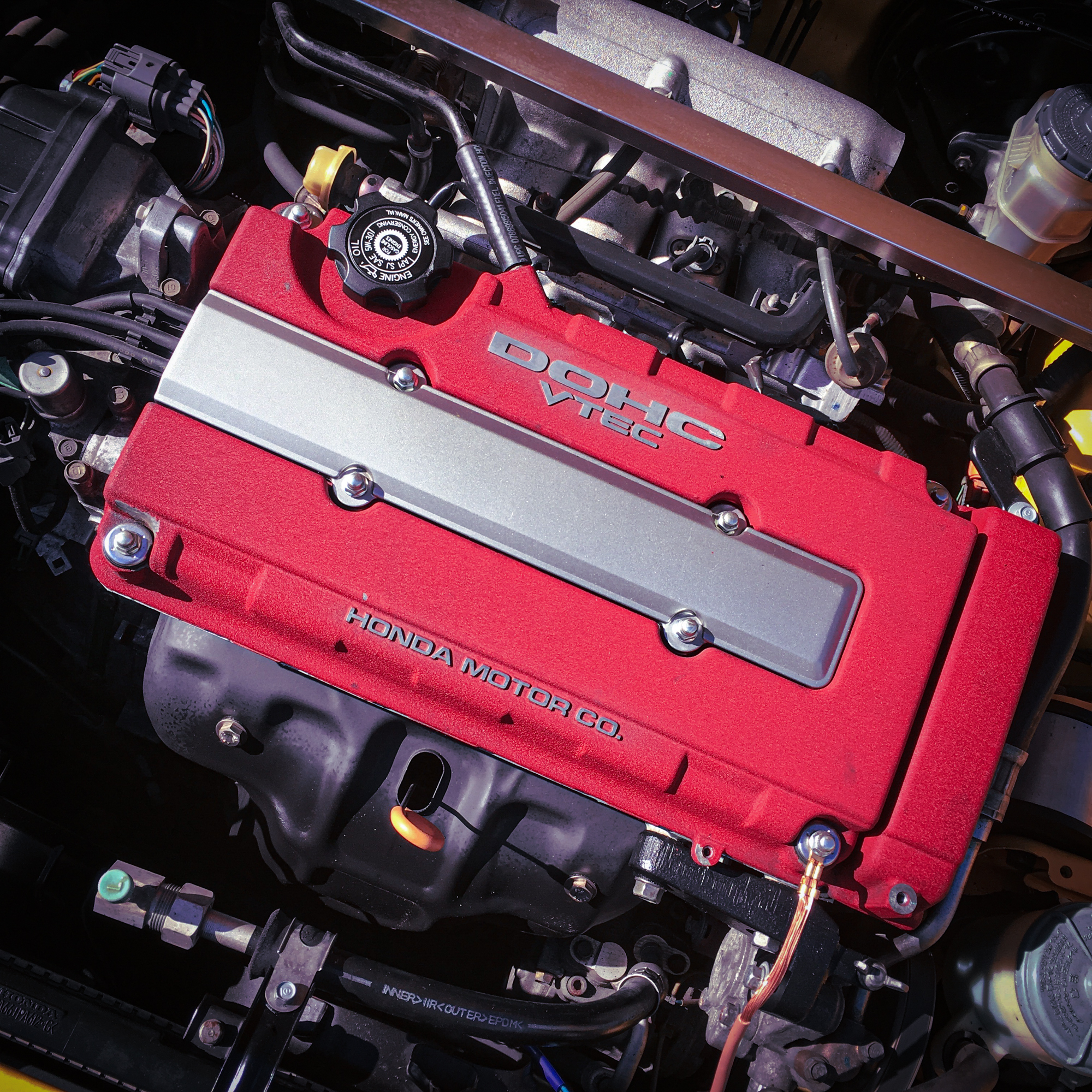 Acura Integra Type R dohc vtec engine