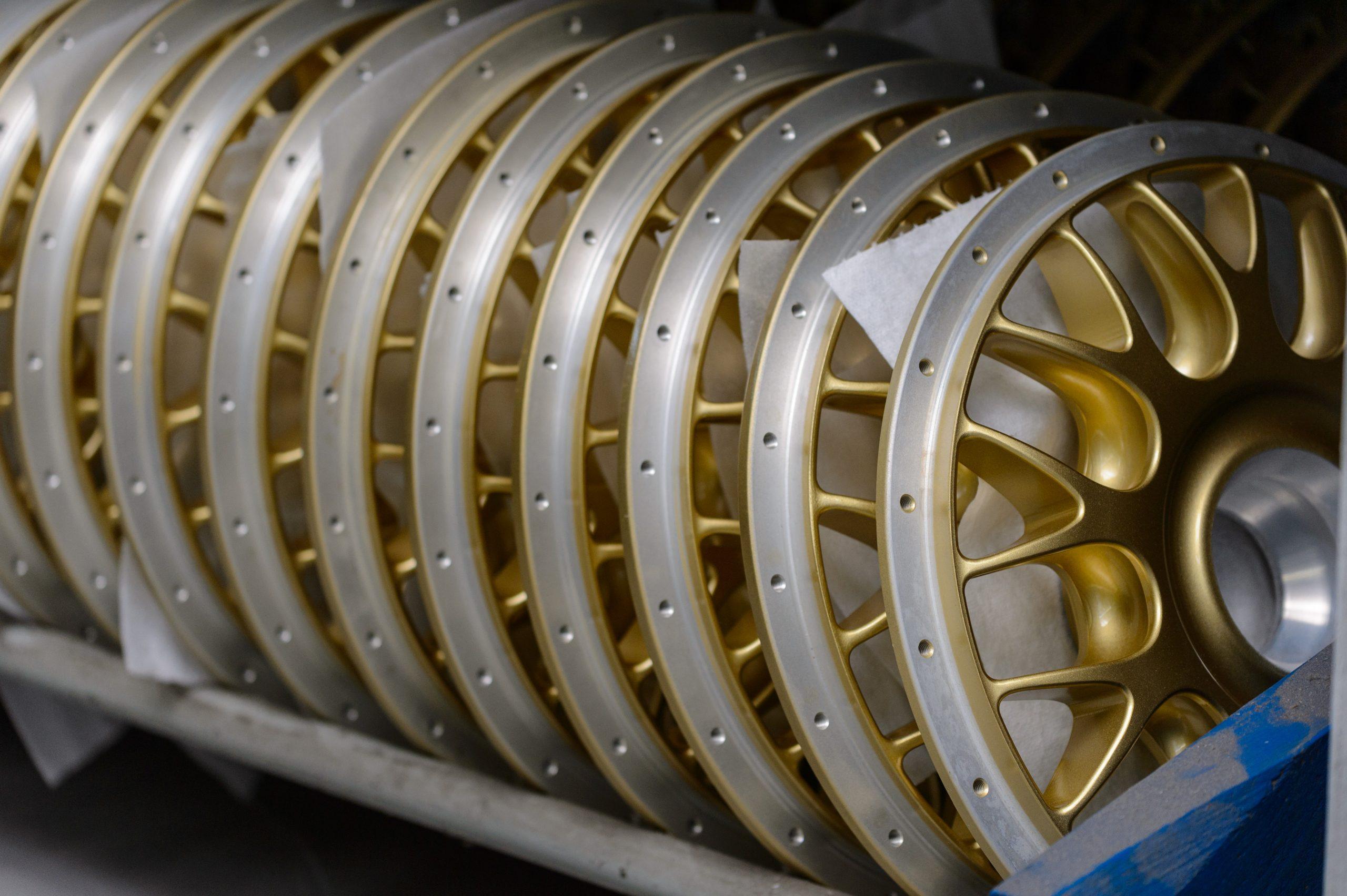 bbs wheel parts