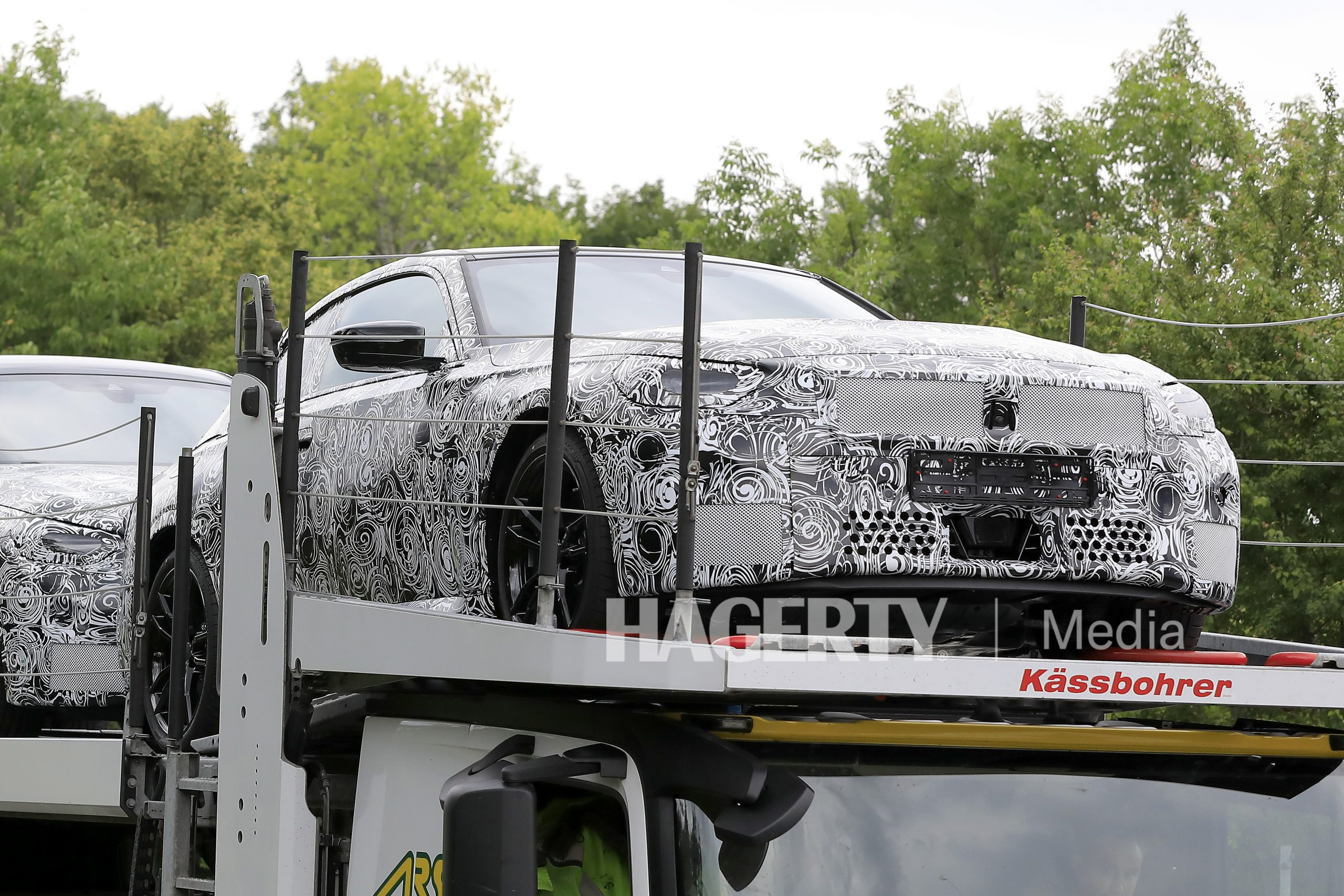 BMW 2 Series Coupe On Hauler 3