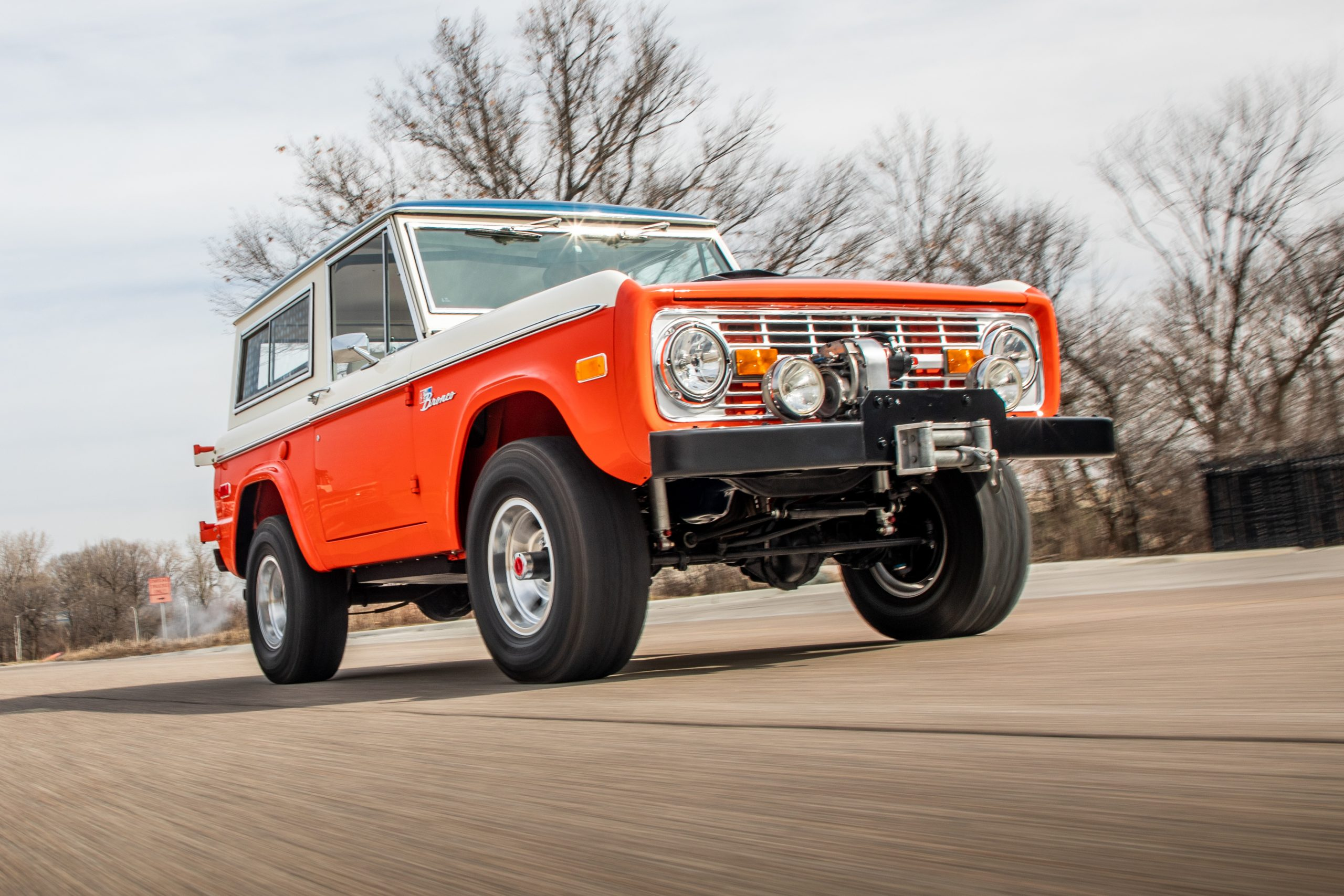 1972 Ford Bronco Stroppe