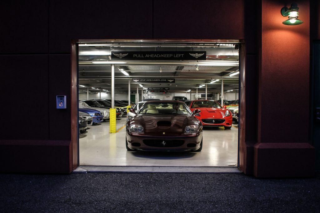 Hagerty G + S Ferrari 575