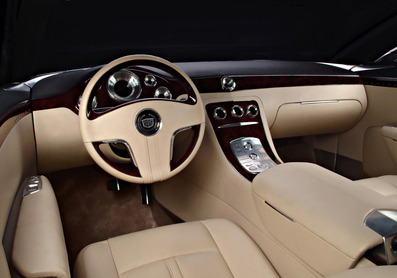 Cadillac Sixteen Concept Interior