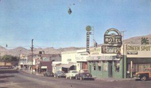 California Route 66 Museum - Victorville vintage postcard