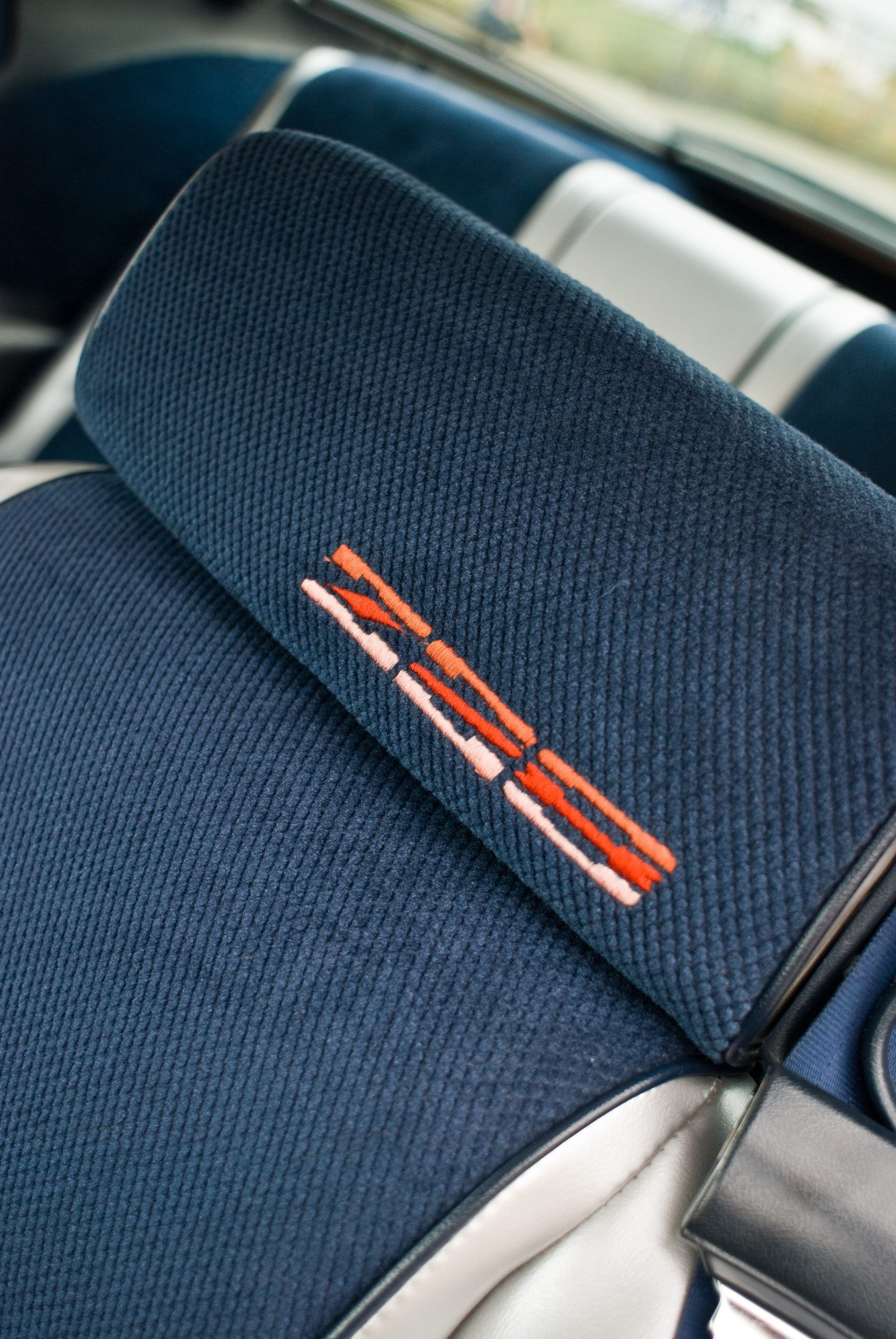 Chevrolet Camaro Z28 Interior Embroidery