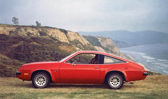 Chevrolet Monza Hatchback profile