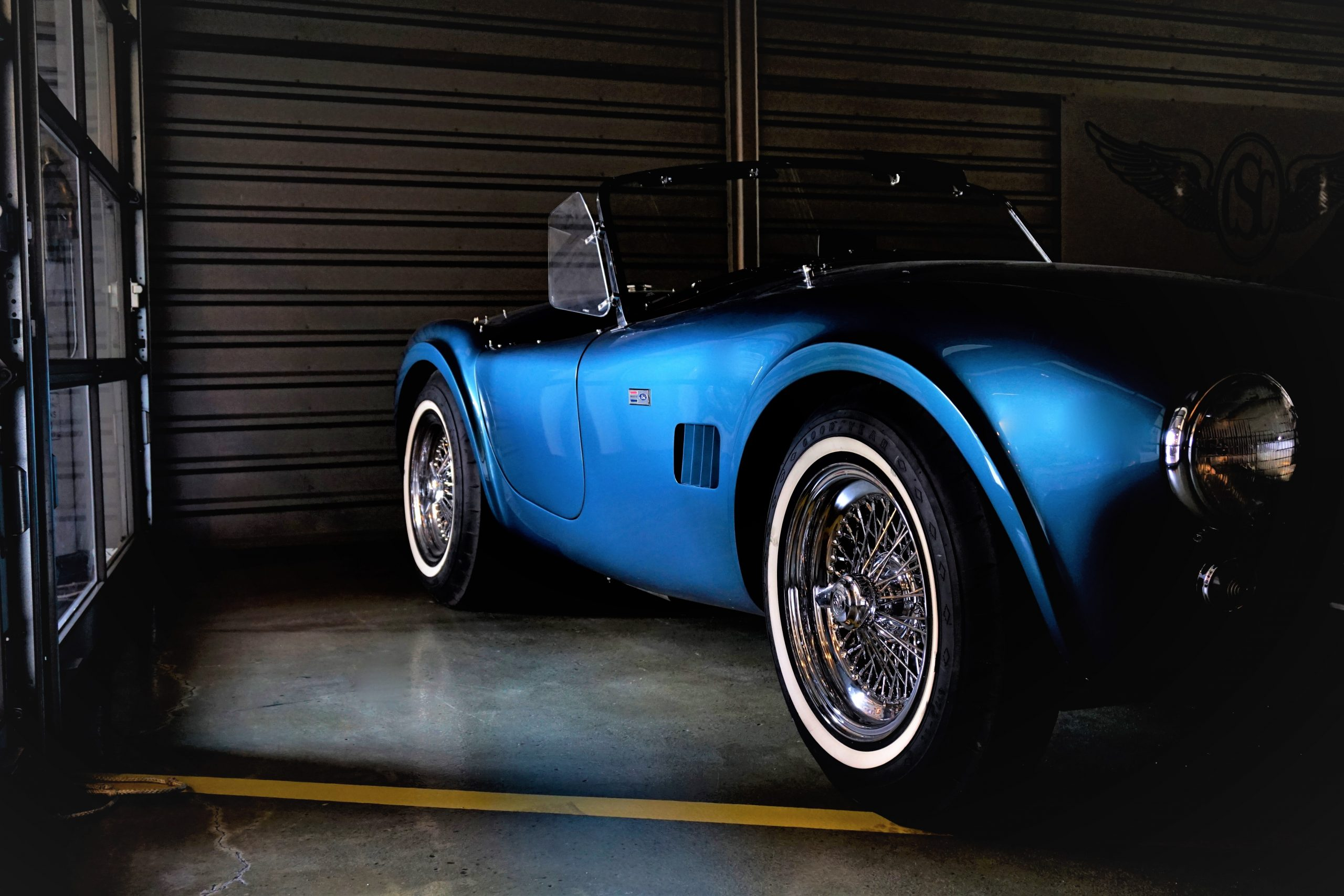 Hagerty G + S Shelby Cobra