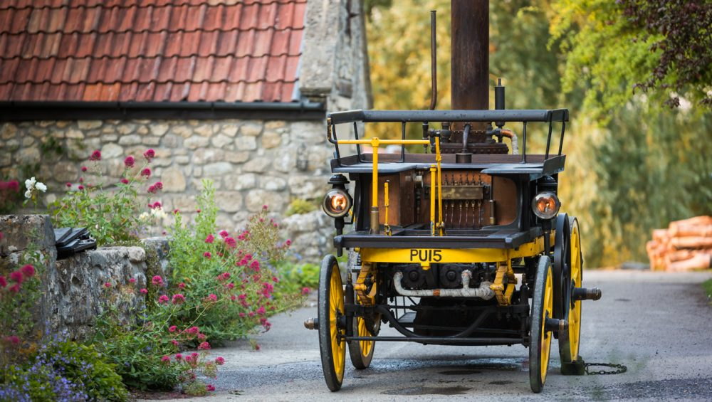 Concours Virtual - 1893 Salvesen Steam Wagonette