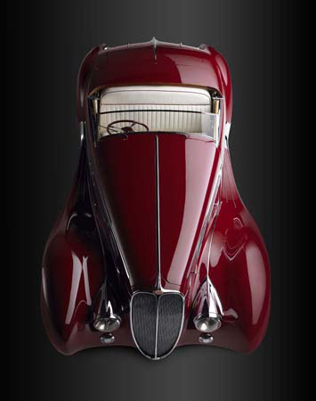 Concours Virtual - 1939 Delahaye Figoni & Falaschi 135 Competition Disappearing Top Convertible