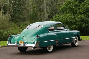 Concours Virtual - 1949 Cadillac 62 Club Coupe - FEATURE PHOTO