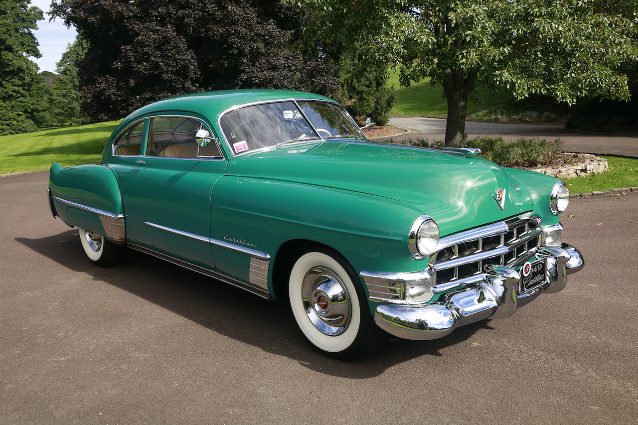 Concours Virtual - 1949 Cadillac 62 Club Coupe