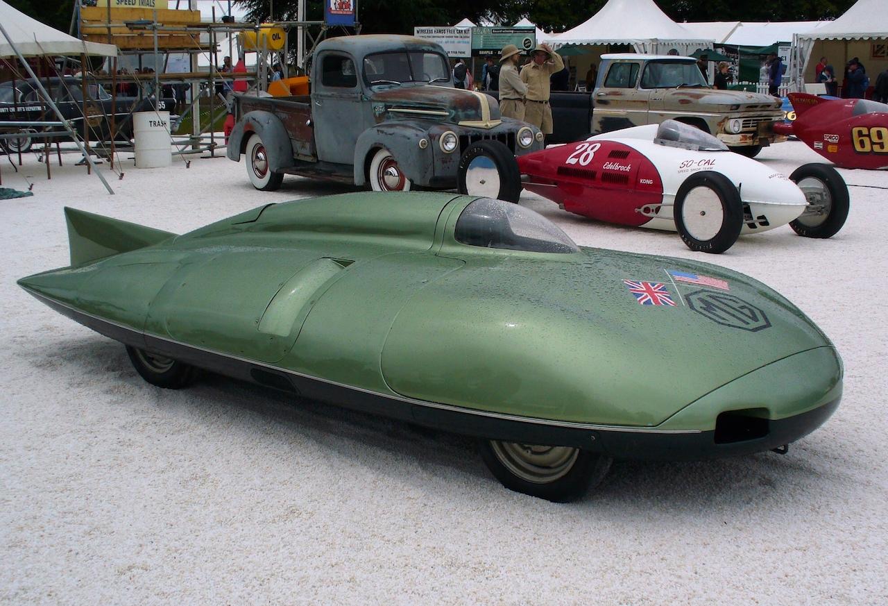Concours Virtual - 1959 MG EX181