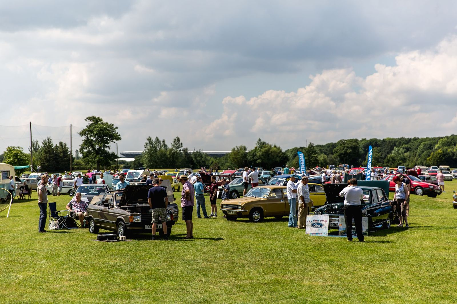 Hagerty Festival of the Unexceptional 2016
