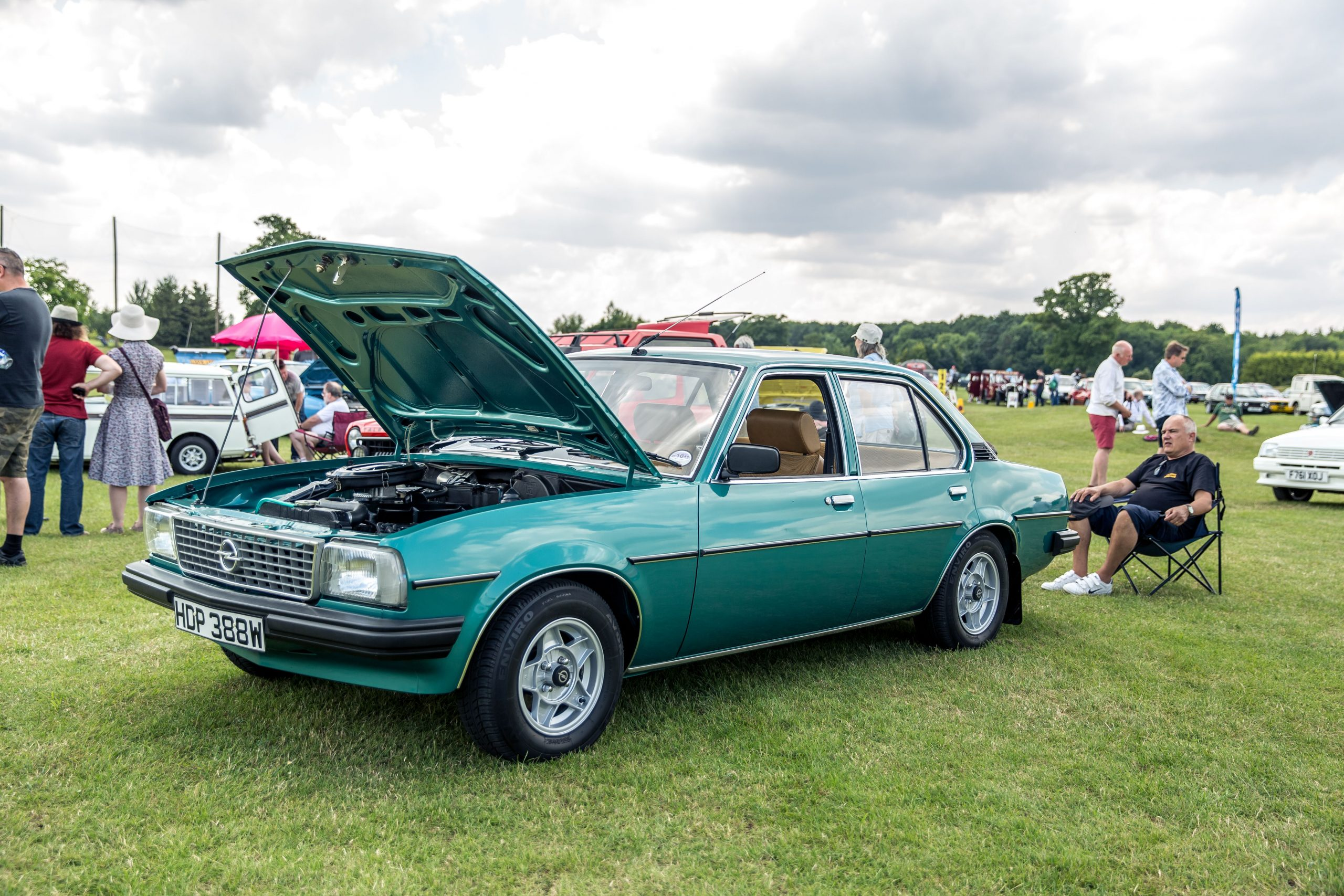 Festival of the Unexceptional 2016 Opel Ascona