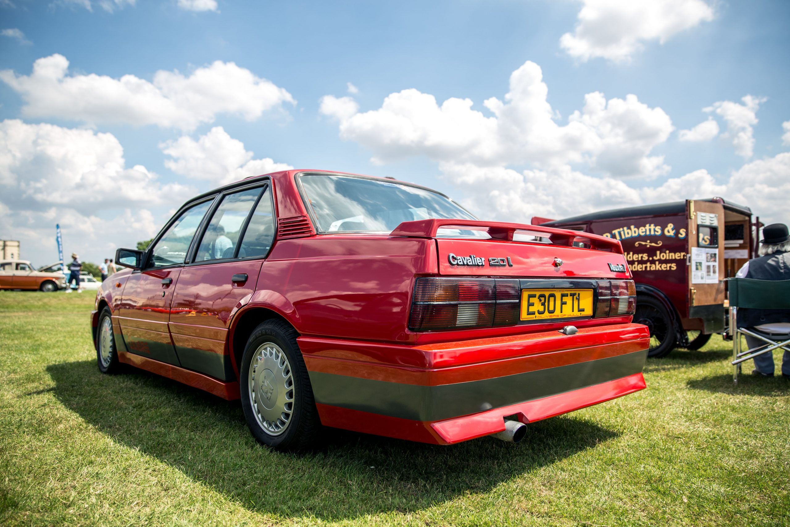 Hagerty Festival of the Unexceptional 2016 Cavalier