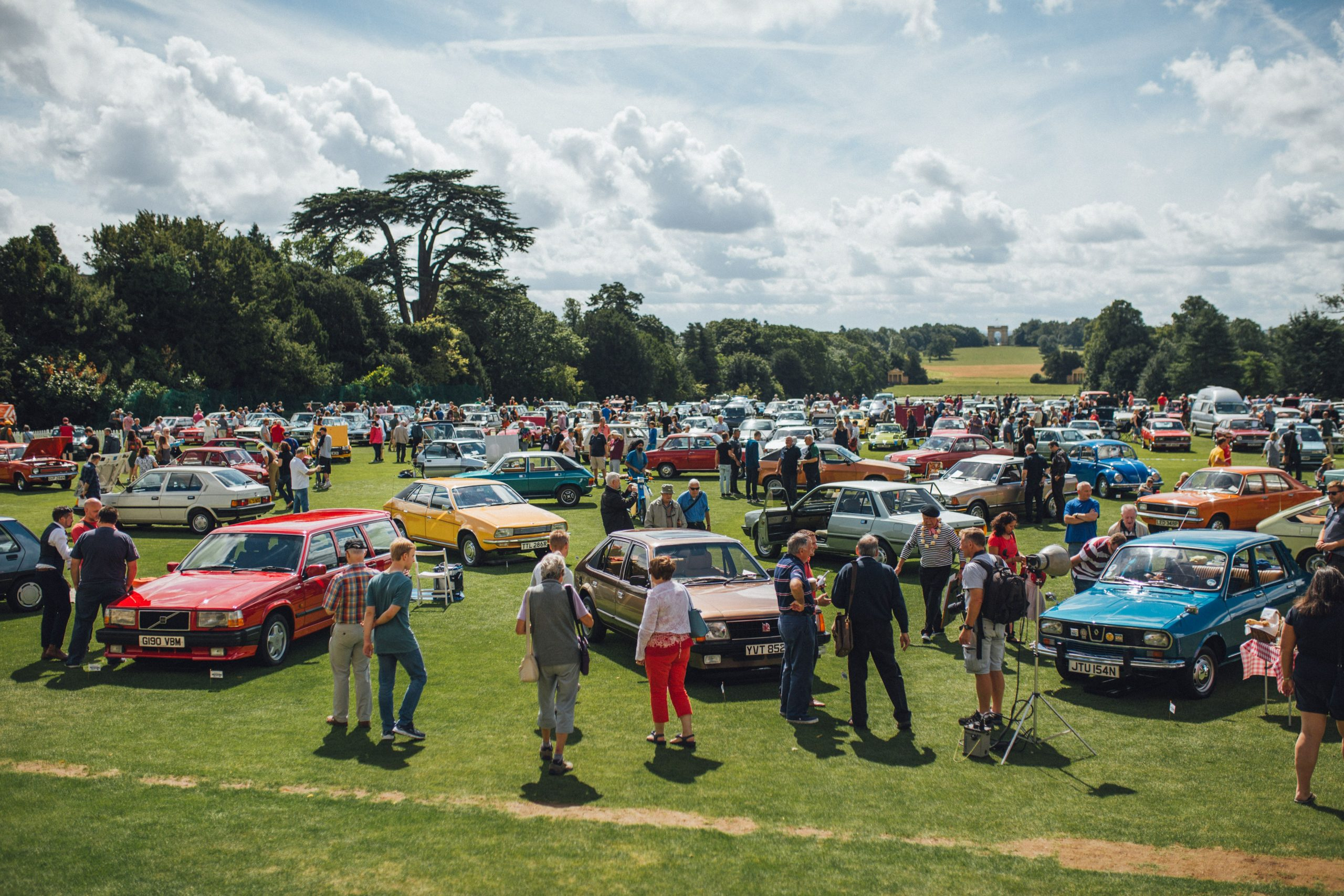 Hagerty Festival of the Unexceptional 2017