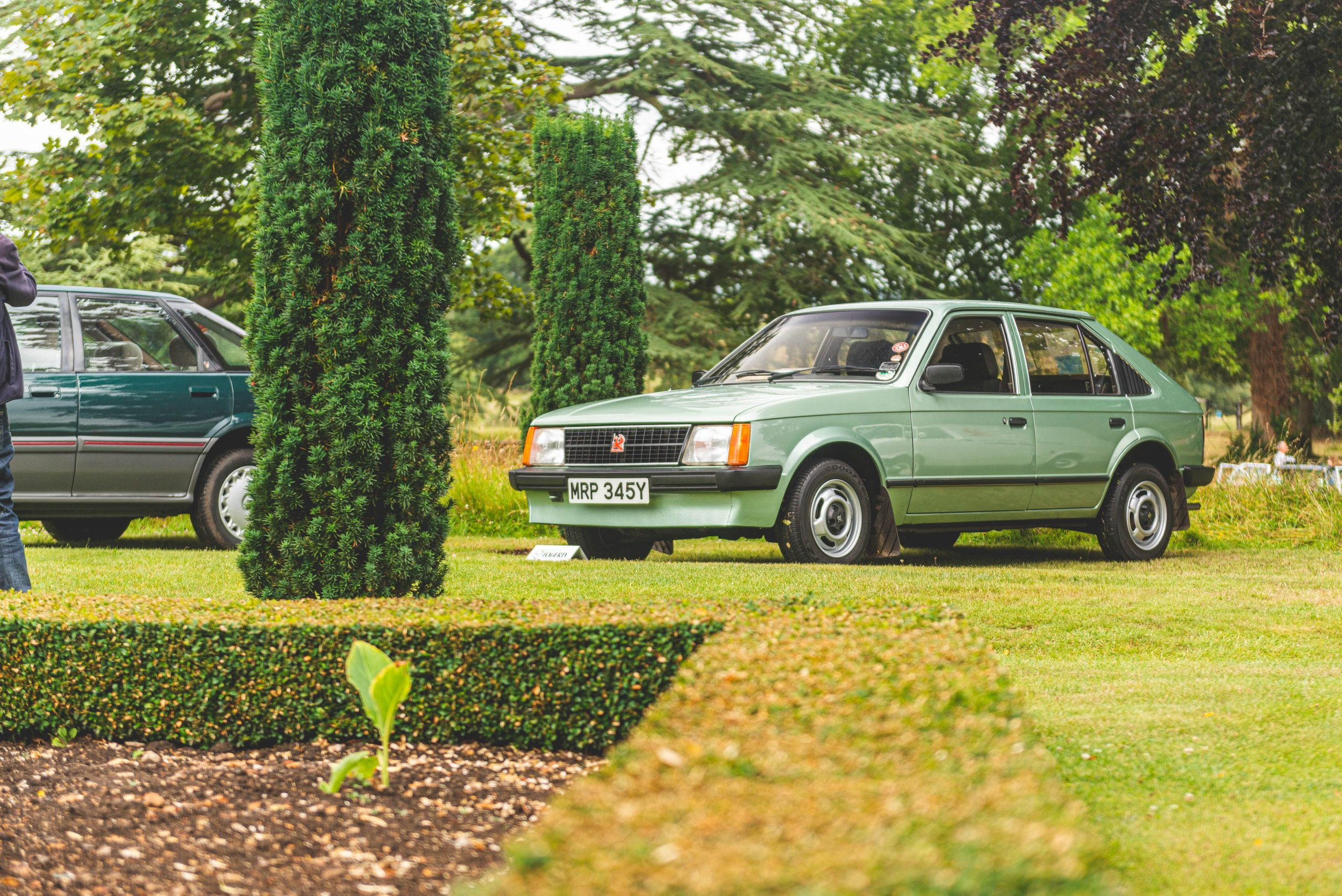 Hagerty Festival of the Unexceptional 2019 Vauxhall Astra