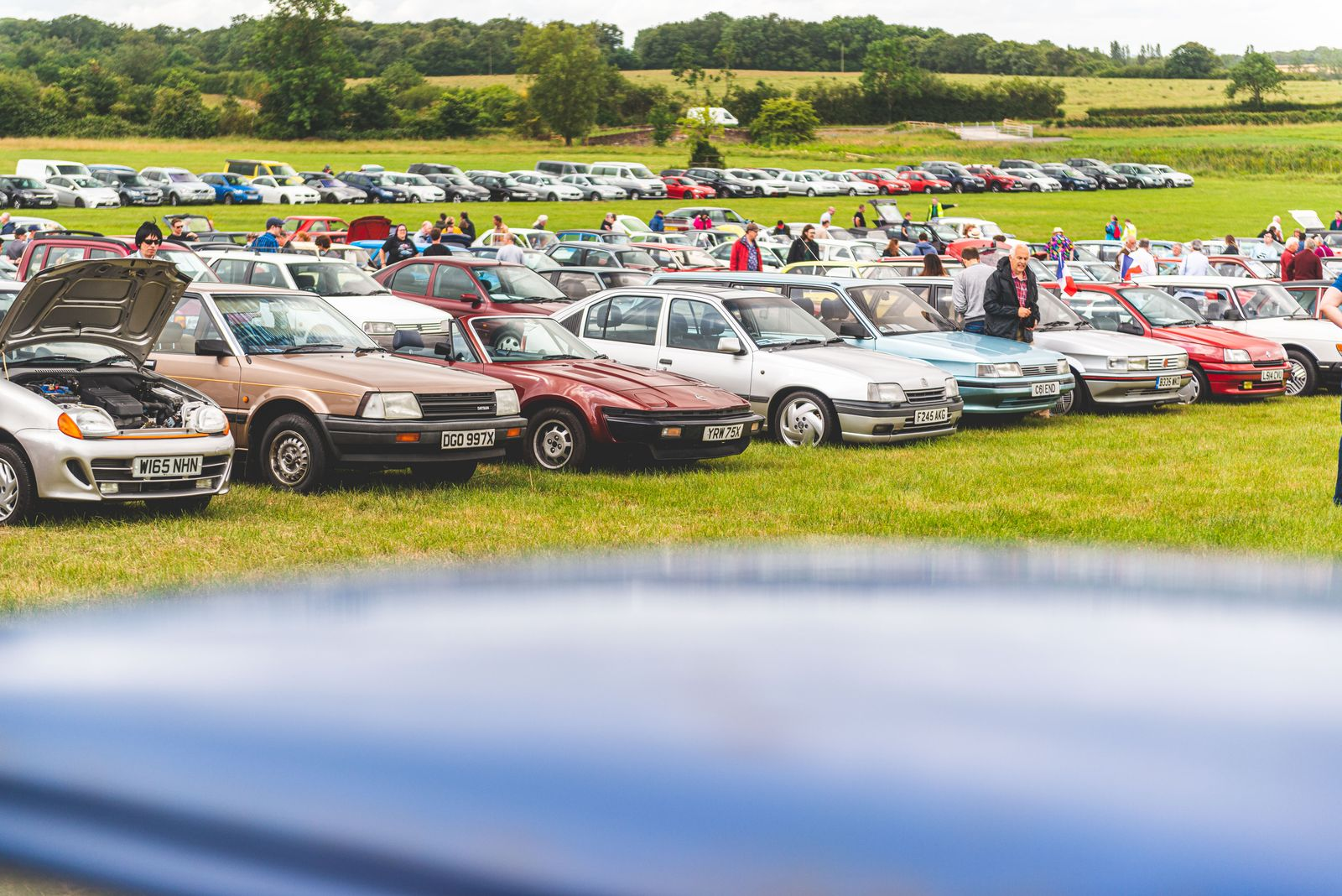 Hagerty Festival of the Unexceptional 2019