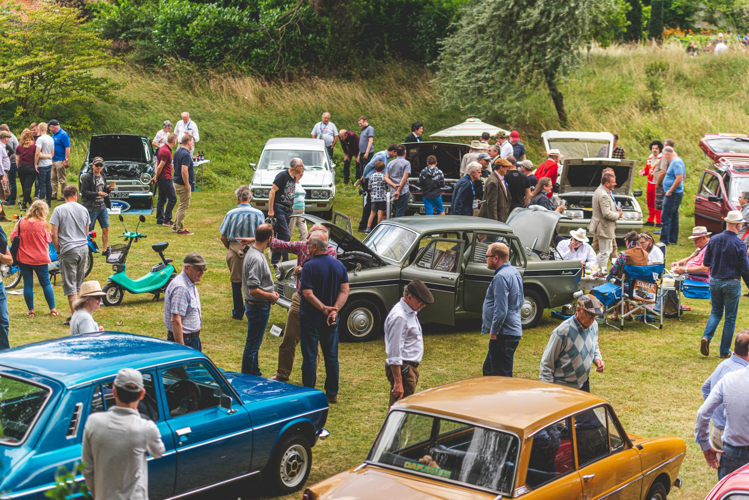Hagerty UK Festival of the Unexceptional 2019