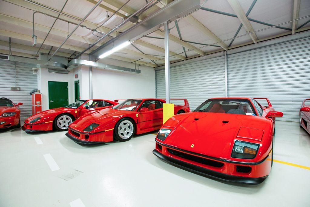 Hagerty G + S Ferrari F40