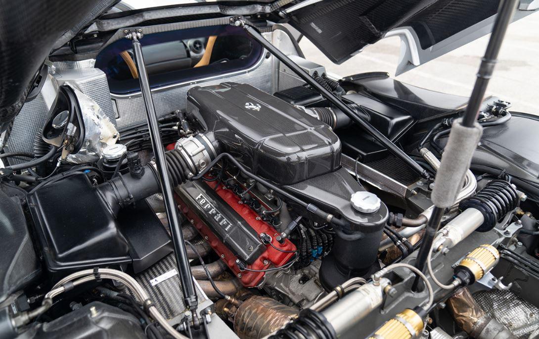 Ferrari_Enzo_Engine