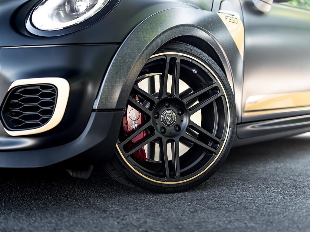 Manhart Mini GP3 front wheel