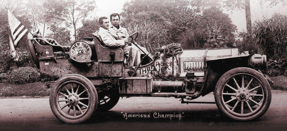 HVA - 1907 Thomas Flyer - Americas Champion promo photo