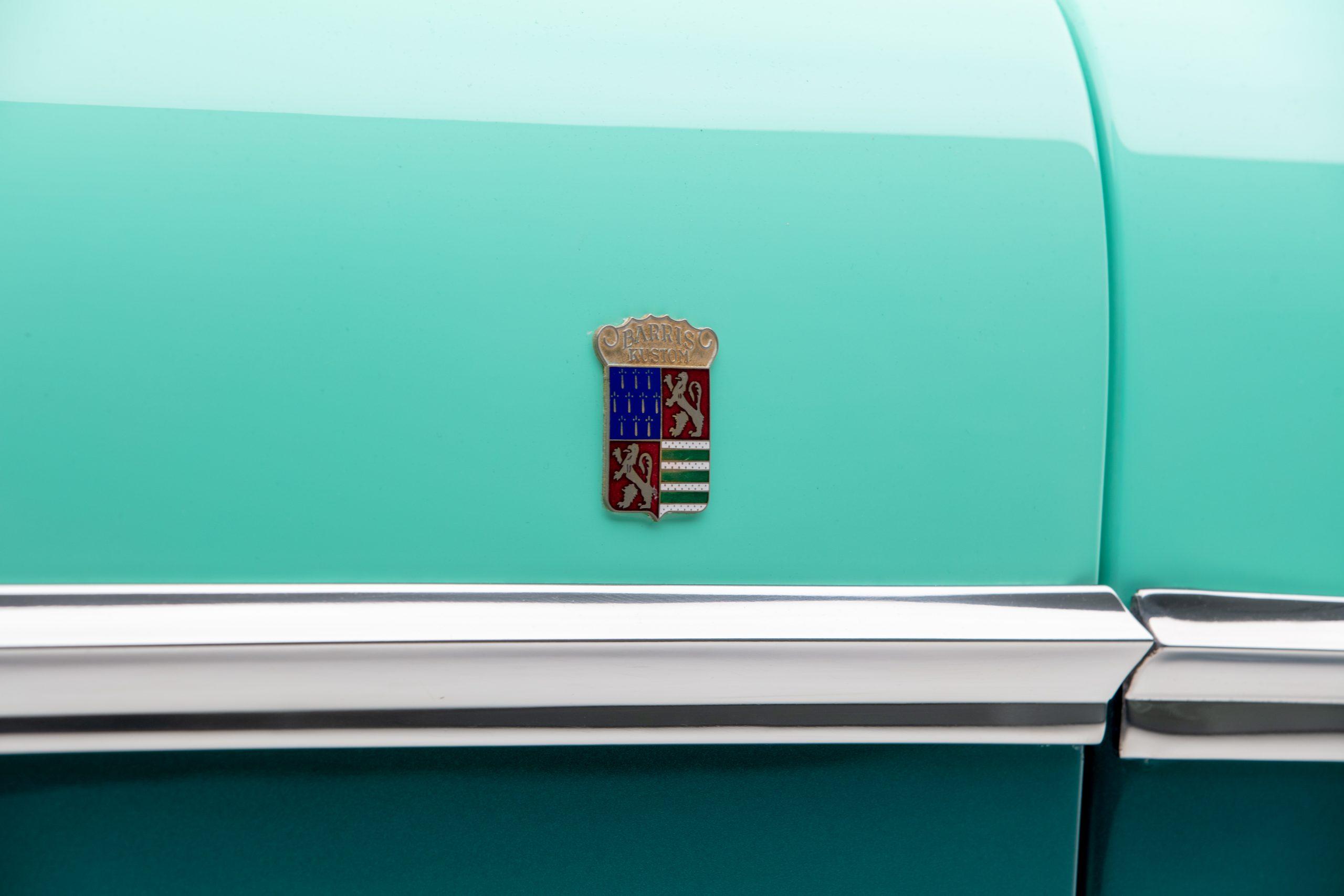 HVA Hirohata Mercury Barris badge