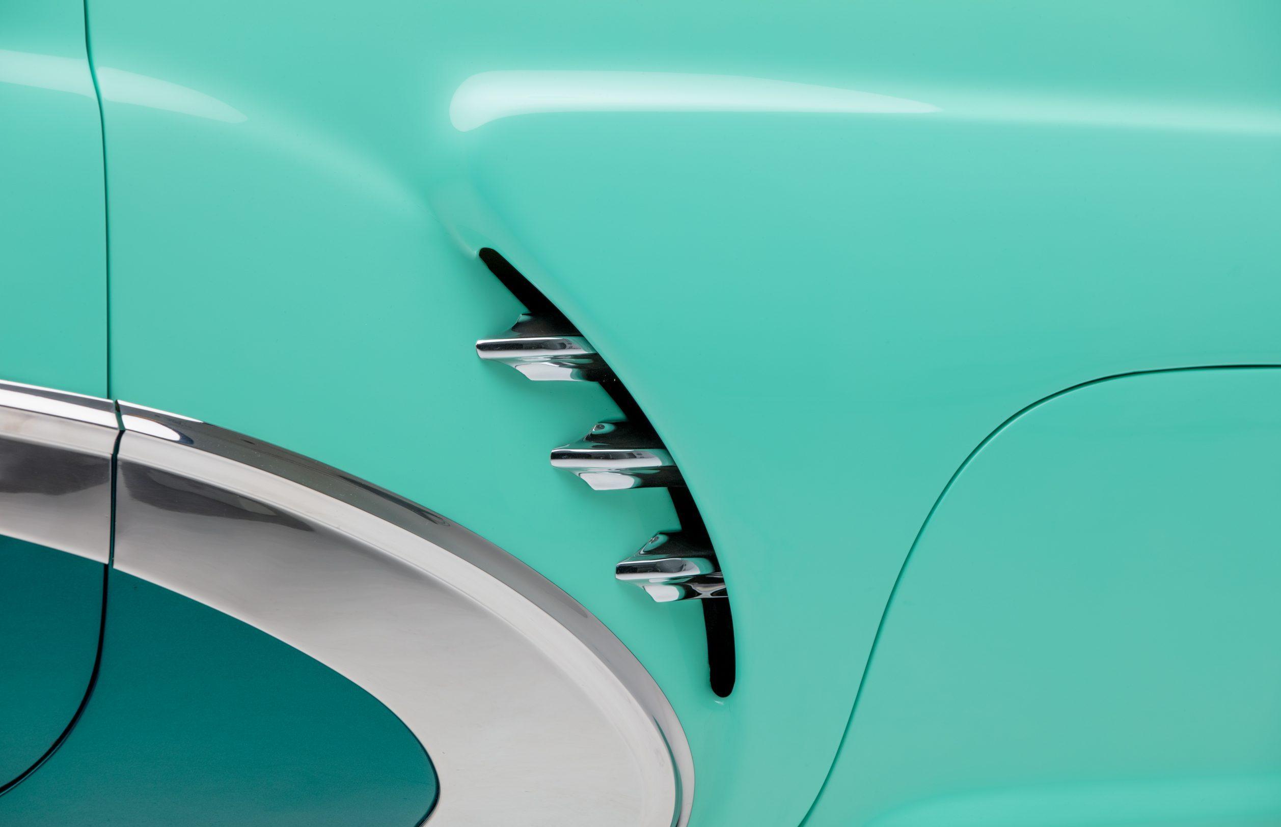 HVA Hirohata Mercury close-up side vent