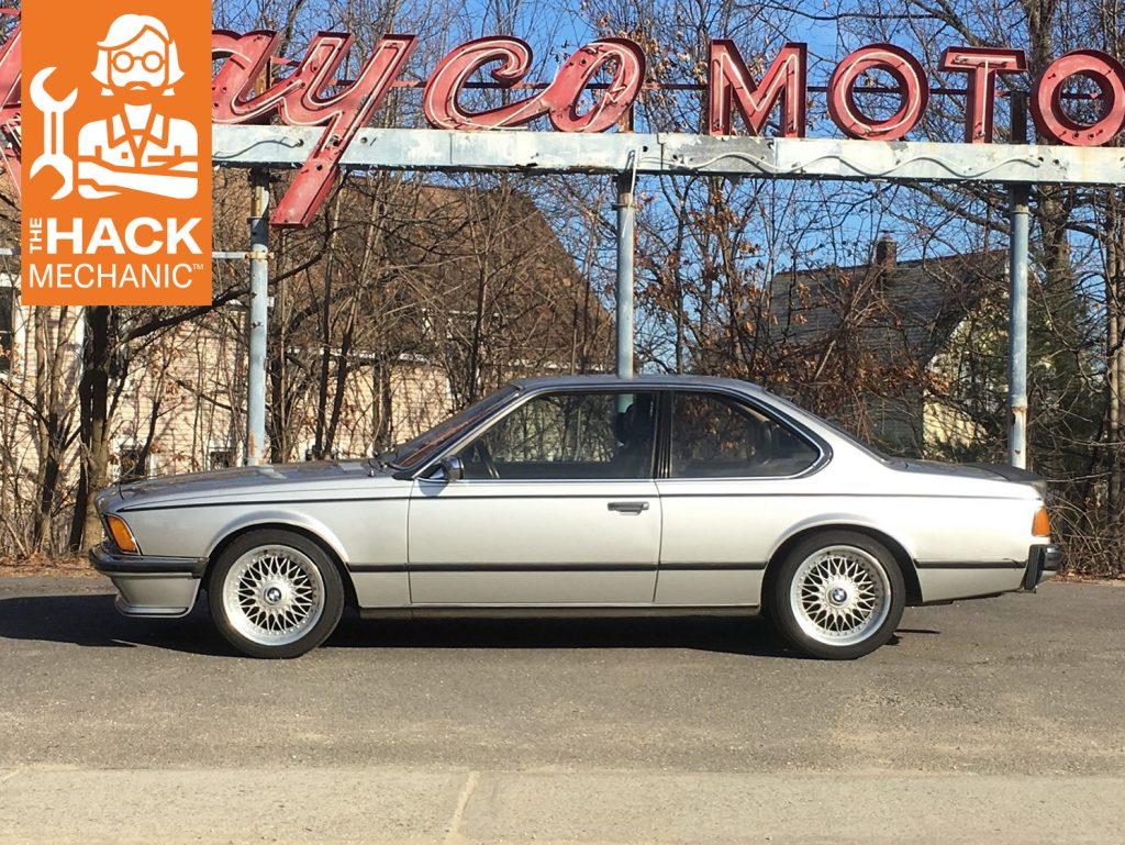 Hack Mech BMW Side Profile Rayco Motors