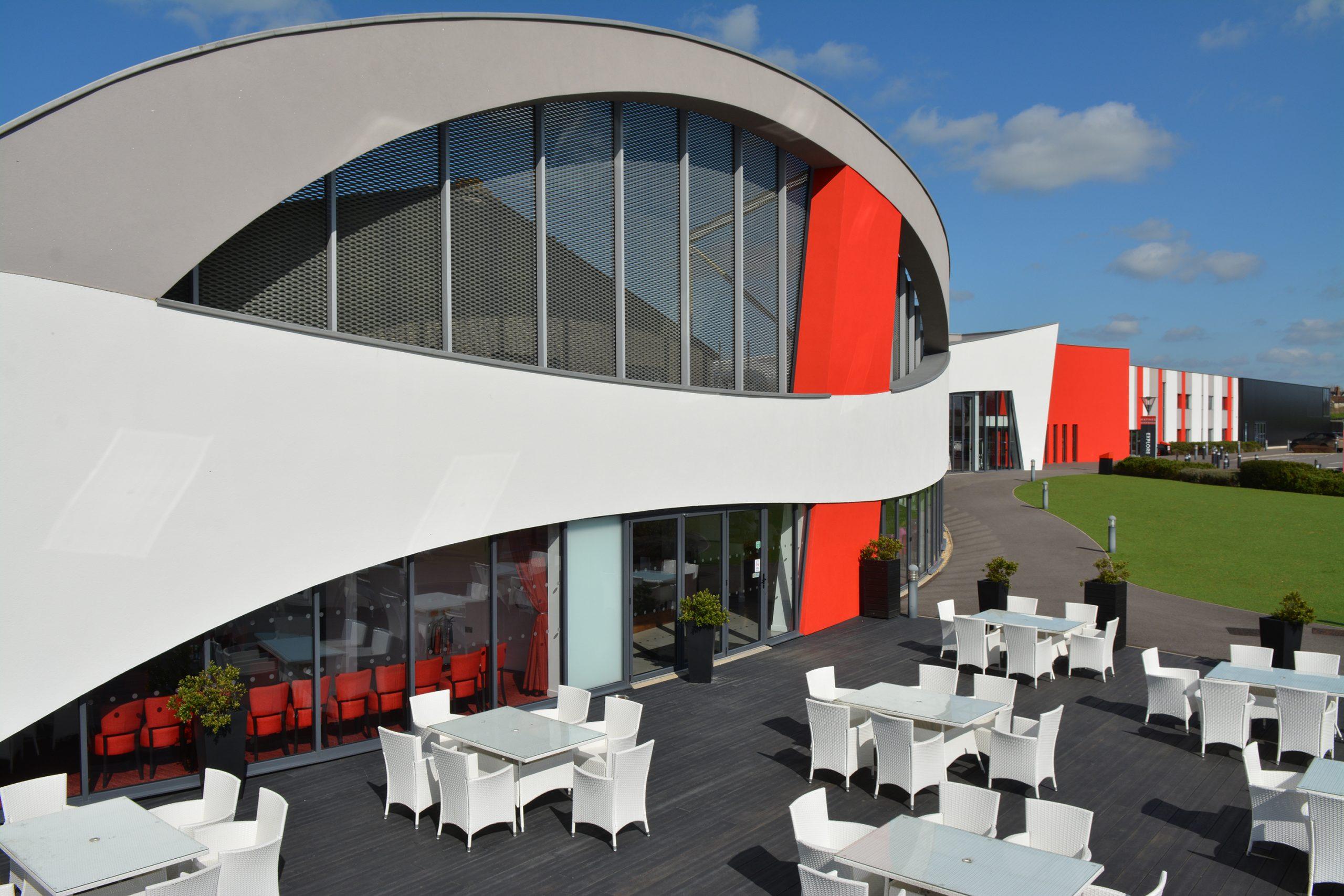 Haynes Museum Cafe 750 rendering