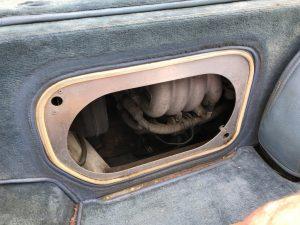 Honda CRX PGM FI Open Side Panel