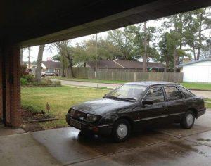 1983 Ford Sierra Ghia